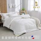 【Best寢飾】現貨 皇室御用發熱羊毛被 雙人2kg 紐西蘭羊毛 棉被 被子