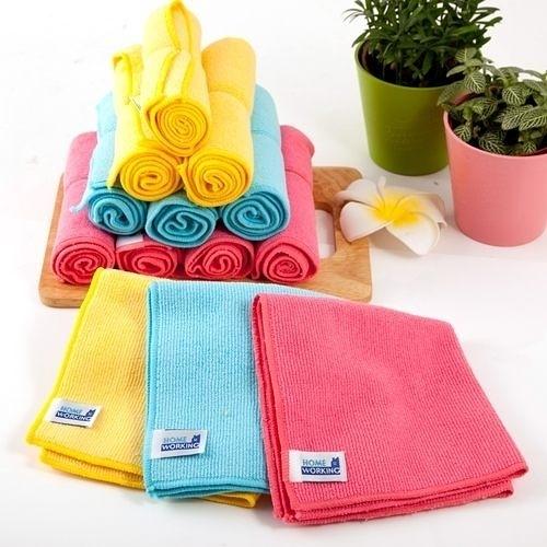 【HOME WORKING】親水柔巾 (清潔抹布) 小