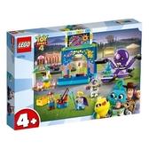【LEGO樂高】JUNIORS 玩具總動員4 TOY STORY4 巴斯&胡迪的狂歡嘉年華 #10770