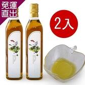 康健生機 苦茶油2件組 (520ml/罐)【免運直出】