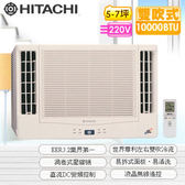 日立 HITACHI 雙吹變頻冷暖窗型冷氣 RA-28NA (CSPF 2級)