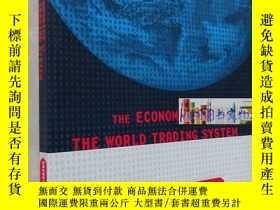 二手書博民逛書店The罕見Economics of the World Trad