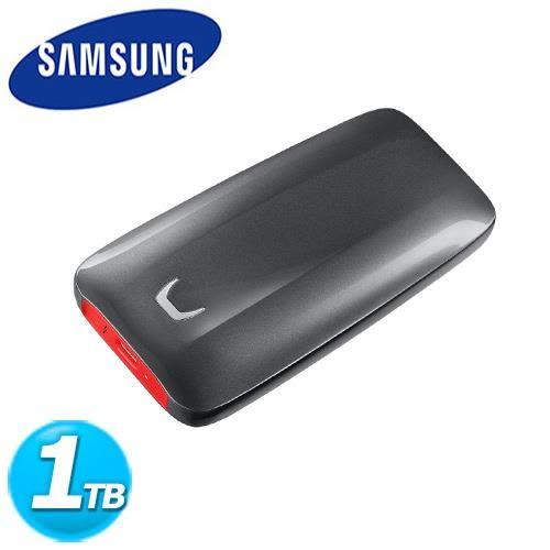 Samsung 三星 X5 1TB Thunderbolt 3 可攜式固態硬碟 (公司貨)