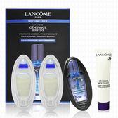 LANCOME蘭蔻 超進化肌因活性安瓶4mlx3+5D抗皺活化乳15ml