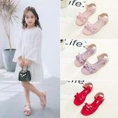 兒童鞋子女童涼鞋2018新款韓版夏季寶寶