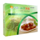綠茶糖蜜蒟蒻 500g /10條入 /盒