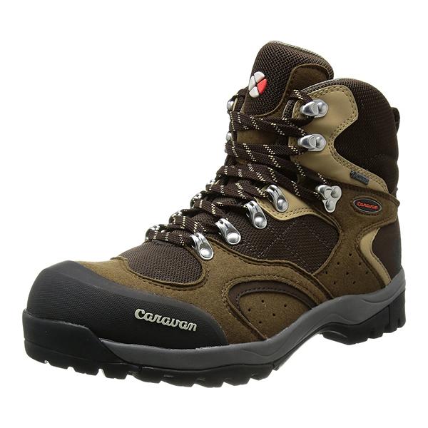 [Caravan] C1_02S (男)登山健行鞋 440 褐色 (5184110106440)