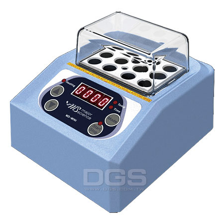 《MAJOR SCIENCE》迷你型乾浴器 Mini Heating Dry-Bath, digital