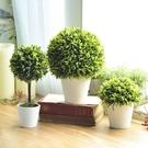 ▶北歐室內裝飾品服裝店面櫥窗盆景家居軟裝客廳柜仿真綠植盆栽擺件