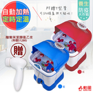 勳風尊榮級超高桶加熱式SPA泡腳機(HF...