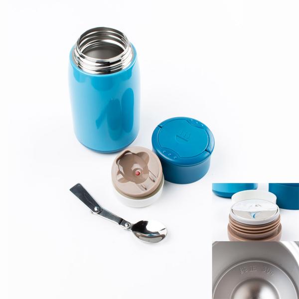 保溫燜燒罐 可提式附湯勺 保溫杯 瓶 304 不鏽鋼【G037】