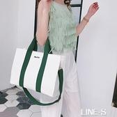 公文包女職業斜挎托特大容量手提袋辦公包包女士購物袋禮品袋定制