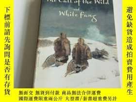 二手書博民逛書店the罕見call of the wild(英文)Y212829