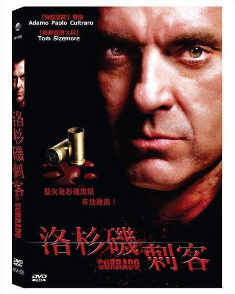 洛杉磯刺客 DVD (音樂影片購)