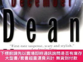 二手書博民逛書店The罕見Door To DecemberY255174 Koontz, Dean R. New Amer L