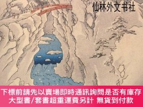 二手書博民逛書店【罕見】Hiroshige s journey in the 60-odd provincesY27248 M