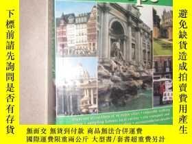 二手書博民逛書店Major罕見Cities of Europe: Great S