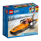 樂高LEGO City城市系列 極速記錄車Speed Record Car 60178
