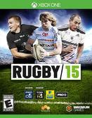 X1 Rugby 15 世界盃橄欖球賽 2015(美版代購)