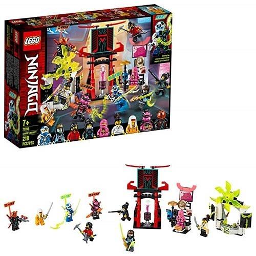LEGO 樂高 NINJAGO Gamer s Market 71708 忍者市場 (218 件)