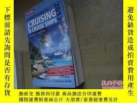 二手書博民逛書店CRUISING罕見& CRUISE SHIPS 2013(簽名