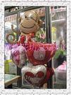 (YB-31)空飄氣球外送/生日佈置/生日快樂氣球串-情意花坊網路花店-大台北縣市專人外送