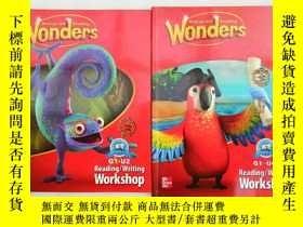 二手書博民逛書店Wonders罕見Reading Writing Workshop(2本合售、看圖)Y11016 McGraw