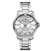 HAMILTON 漢米爾頓Khaki卡其海軍不銹鋼腕錶系列/自動機芯/H64615155