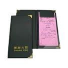 W.I.P 高級磁性帳單夾 (有護角) EP-032K (帳單夾/信用卡帳單夾/餐廳/小吃)