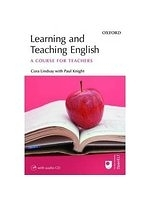 二手書博民逛書店 《Learning And Teaching English: A Course for Teachers》 R2Y ISBN:9780194422772│Lindsay
