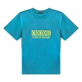 『小鱷魚童裝』吸濕排汗LOGO運動衣(02號~10號)557434