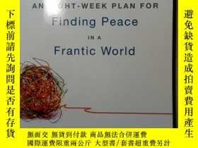 二手書博民逛書店Mindfulness:罕見An Eight-Week Plan