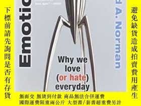 二手書博民逛書店Emotional罕見DesignY255562 Don Norman Basic Books 出版2005
