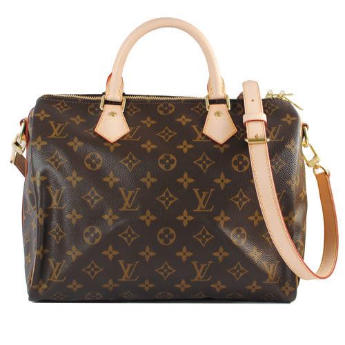 茱麗葉精品 全新精品 Louis Vuitton LV M41112 M40391 Speedy 30 經典花紋手提包(預購)