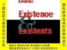 二手書博民逛書店Existence罕見And Existents-存在與存在Y436638 Emmanuel Levinas