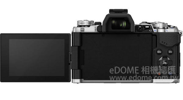 OLYMPUS OM-D E-M5 Mark II 附14-150mm 銀色 贈32G+原電 (24期0利率 免運 元佑公司貨) E-M52 E-M5M2 KIT 支援WIFI