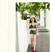 兒童泳裝女童中大童8韓國10女孩12泳衣13性感15歲比基尼  百搭潮品