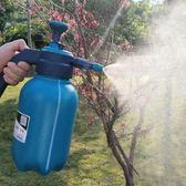 手動氣壓式2L加厚加長桿小型噴霧器噴壺澆水澆花壺灑水壺園藝工具YYJ 夢想生活家
