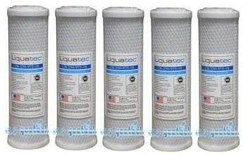 NSF認證美規高效能壓縮柱狀活性炭濾心Liquatec●一次購5支,優惠價:1000元●