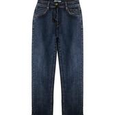 大碼女裝胖牛仔褲瘦bf闊腿褲寬鬆直筒九分褲