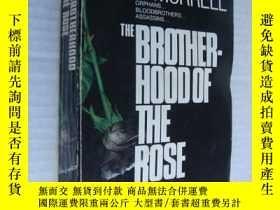 二手書博民逛書店The罕見brotherhood of the roseY146