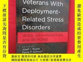 二手書博民逛書店Caring罕見for Veterans With Deployment-Related Stress Disor