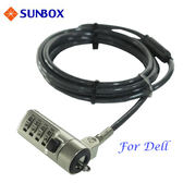 SUNBOX 台製DELL電腦纜線鎖 (TL-607D)