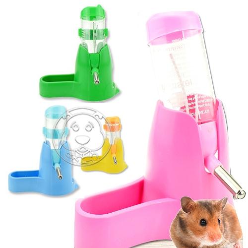 【培菓平價寵物網】DYY》小動物喝水80ML食盆二合一(顏色隨機出貨)