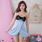 柔情似水!側開襟二件式睡衣 SEXYBABY 性感寶貝ENA11020146