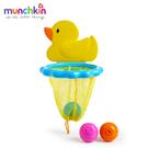 ●附三顆會噴水、漂浮的繽紛球 ●訓練手眼協調及鼓勵想像力 ●洗澡中也能享受投籃的樂趣