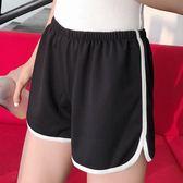 運動短褲 短褲女學生高腰顯瘦寬松韓版ulzzang百搭休閒跑步運動 歐萊爾藝術館