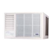 東元5-6坪高效能左吹定頻窗型冷氣 MW25FL1