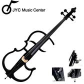 ★JYC Music★CV-130s靜音大提琴(黑色)高階韓國廠拾音器~附贈八大好禮
