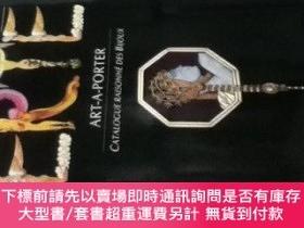 二手書博民逛書店佛文)エルテの寶石カタログ·レゾネ罕見Erté : Art-à-porter - Catalogue raison